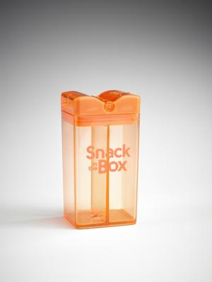 Snack in the Box Orange 1p