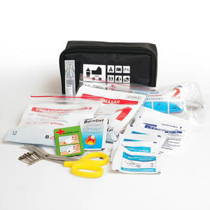 First aid kit for strollers 4-pack