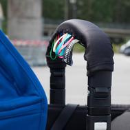 Bumper bar protector Black AddBaby® 5p