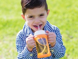 Cherub Baby Straw Cup Adaptor Pack (Wideneck) 1p