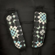 Harness Muffs Addbaby® Granny Pastel 1p