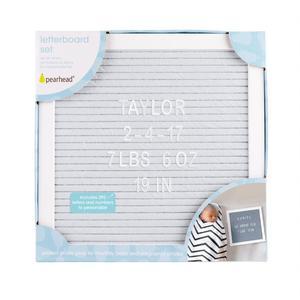 Pearhead Letterboard 6p