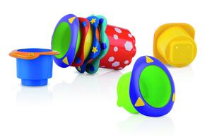 Nûby Stacking cups (5p) 6p
