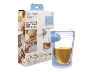 Cherub Baby Matpåsar 12p