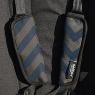 Harness muffs AddBaby® Zig Zag 1p