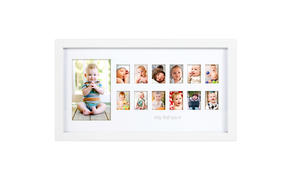 Photo Moments Frame White 6p