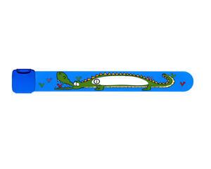 Infoband blue crocodile12-pack