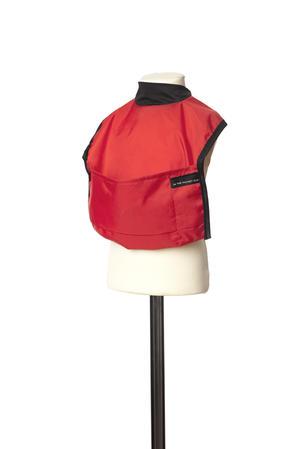 Haklapp Röd  4-pack