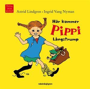 Här kommer Pippi 0-3 år 1p