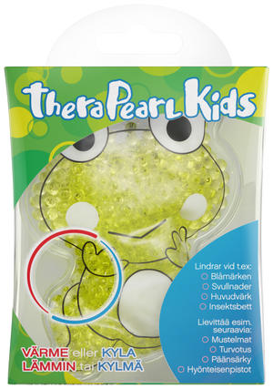 Thera°Pearl Kids Frog 6 pack