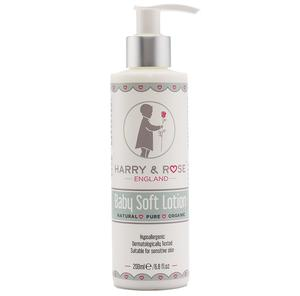 Harry & Rose Baby Soft Lotion 6p