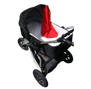 Stroller curtain Red 5-p