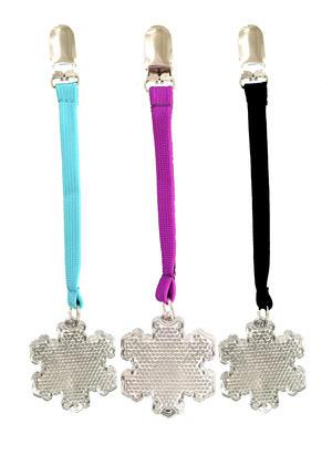 Reflexband med Clip