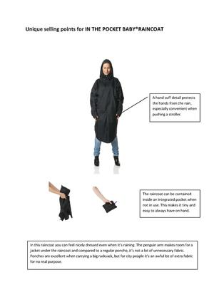 Raincoat 3-p