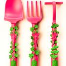 Cutlery Garden  3-p