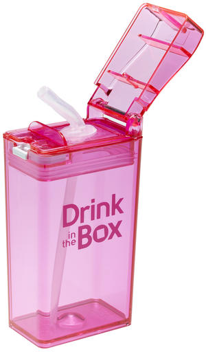 Drink in the Box Rosa 1p