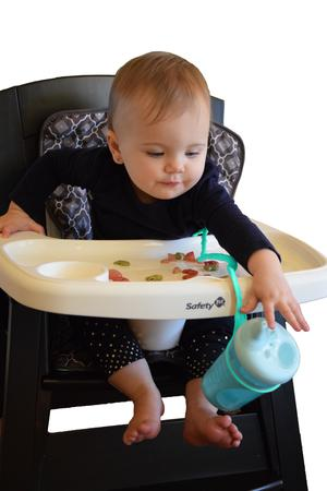 Brilli Baby Cup Catcher Aqua , 4p