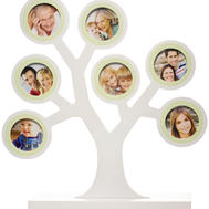 Family Tree White 6p