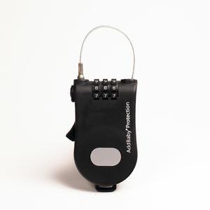 Stroller lock 6-p