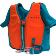 Strooem Swim vest 1-2 year Turquoise/Orange 1p
