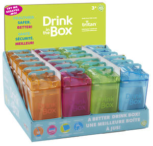 Drink in the Box Startkit med Display 24p